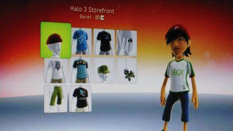Awatary ubrane w stroje z Halo krążą po Xbox Live