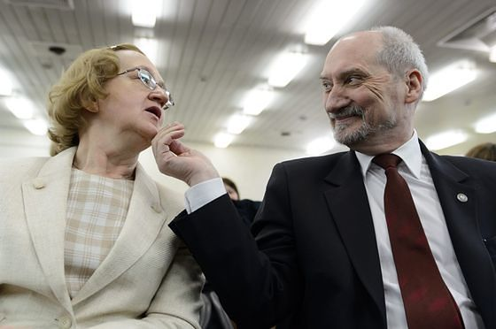 Hanna Natora-Macierewicz - żona Antoniego Macierewicza