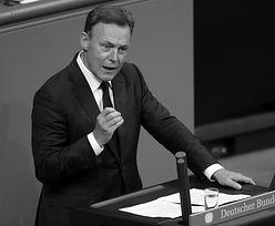 Niemcy w szoku. Nagła śmierć czołowego polityka. Thomas Oppermann miał 66 lat
