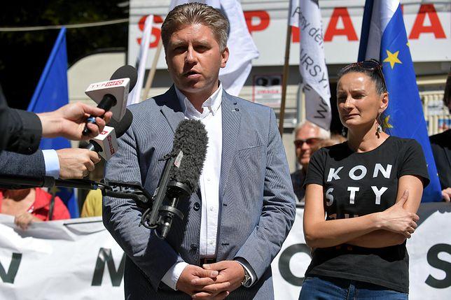 Marcin Matczak krytykuje procedurę wyboru sędziów Sądu Najwyższego