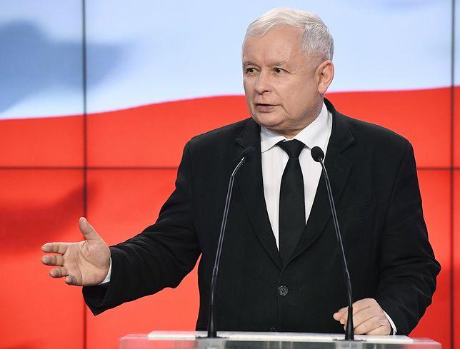 Prezes PiS Jarosław Kaczyński ostro przywołał do porządku kierownictwo PiS.