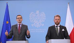 Koronawirus w Polsce. PiS chce, by wybory prezydenckie odbyły się w terminie