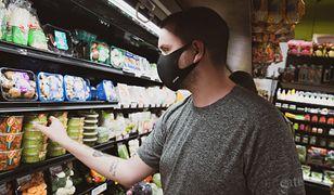 Kradzieże w sklepach. Obowiązek noszenia maseczek rozzuchwalił złodziei