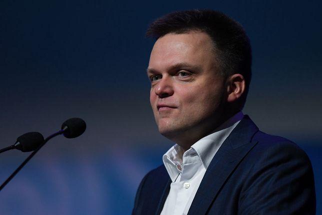 Szymon Hołownia opowiedział o śmierci brata