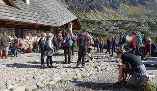 W Tatry tylko z maseczką? W życie wchodzą nowe przepisy