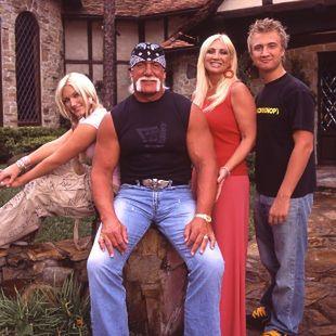 Hulk Hogan sypiał z przyjaciółką swojej córki