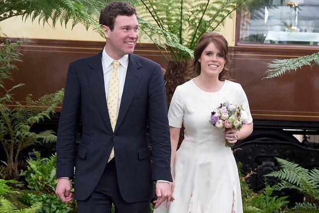 Księżniczka Eugenia 12 października weźmie ślub w kaplicy św. Jerzego na zamku Windsor
