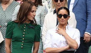 Przyjaźń między Kate Middleton i Meghan Markle
