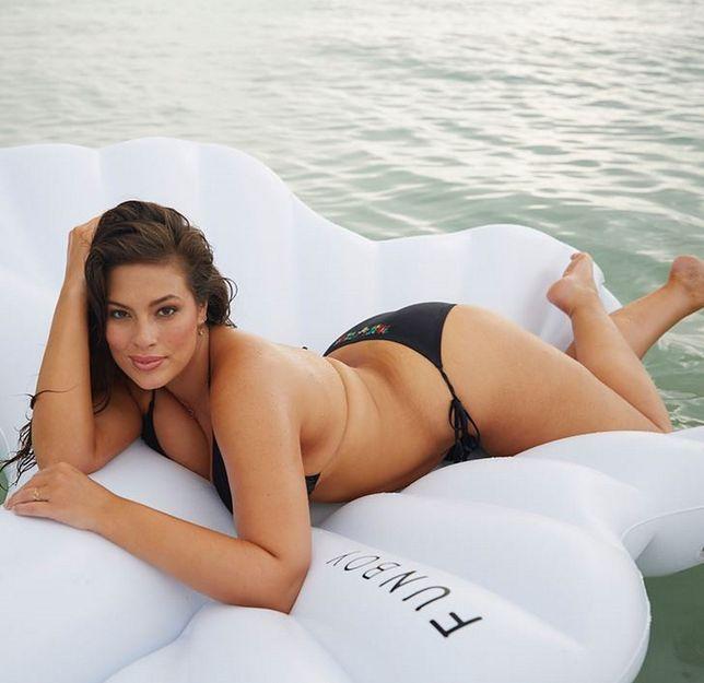 Modelka plus size o swoich niedoskonałościach