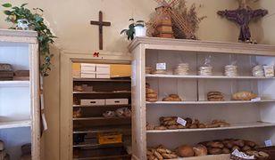 Wnętrze sklepu przy piekarni Fogiel&Fogiel nie zmieniło się od czasów dziadka obecnych właścicieli.