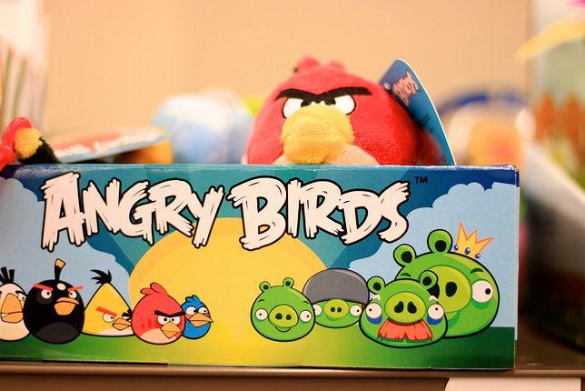 Niegdyś akcesoria z Angry Birds były wszędzie. Teraz firmy przeżywa trudny okres.