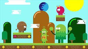Przykładowa gra platformowa