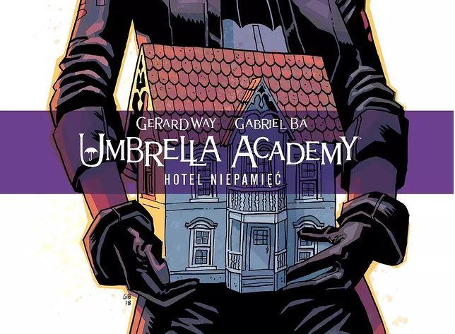 Umbrella Academy: Hotel Niepamięć, KBOOM, 2020