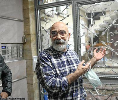Turcja uwalnia pisarza. Trafił do więzienia za krytykowanie prezydenta