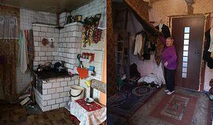 77-latka mieszka w rozpadającym się domu. Nie może go wyremontować