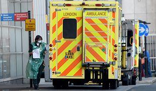 Wielka Brytania. Ponad 650 zgonów z powodu COVID-19 i prawie 38,6 tys. nowych zakażeń