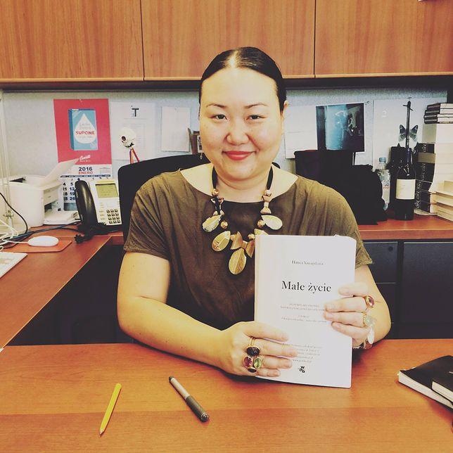 Hanya Yanagihara, amerykańska pisarka o hawajskich korzeniach