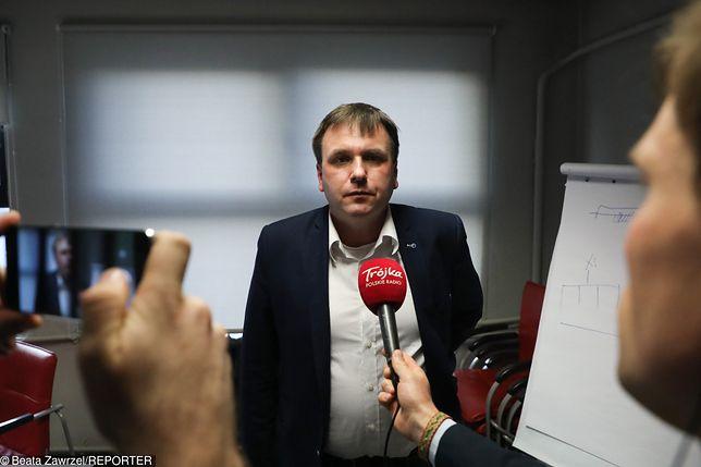 Ks. Grzegorz Babiarz uważa, że jest szefem Wiosny