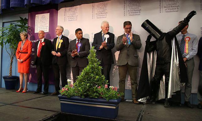 Kandydaci w okręgu wyborczym Windsor & Maidenhead