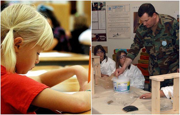 Amerykańscy żołnierze usiądą w szkolnych ławkach z polskimi uczniami