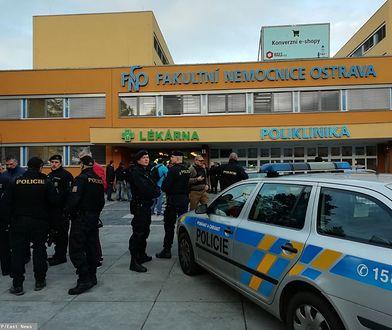 Masakra w Ostrawie. Dramatyczna relacja pacjentów szpitala