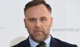 Dawid Jackiewicz był ministrem skarbu państwa od 16 listopada 2015 roku do 15 września 2016 roku
