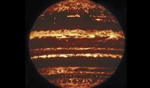Pierwsze tak szczegółowe zdjęcie Jowisza