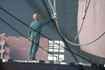 Komisja analizuje, w stoczniach nerwowo