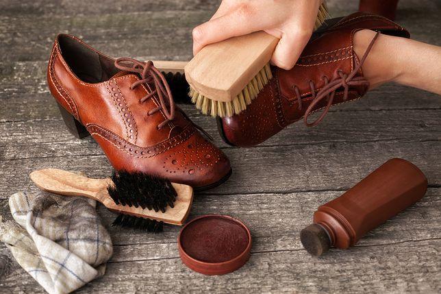 Żeby buty wyglądały idealnie, poświęć im trochę czasu