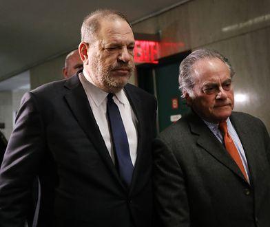Harvey Weinstein i jego prawnik Benjamin Brafman przegrali pierwszą rundę w sądzie