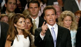 Arnold Schwarzenegger w 2003 r.