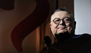 Wojciech Mann: Do sytuacji w Trójce pasuje każda piosenka o przyzwoitości