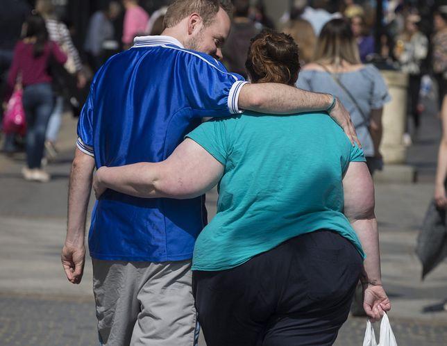 Nadwaga i otyłość w związkach