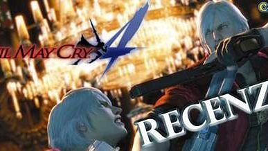 Devil May Cry 4 - recenzja