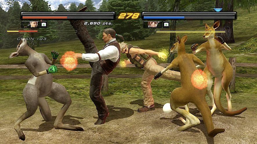 Galeria i Trailer: Tekken 6