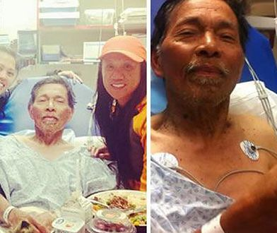 72-latek przetrwał prawie trzy tygodnie w lesie, jadł żaby i jaszczurki
