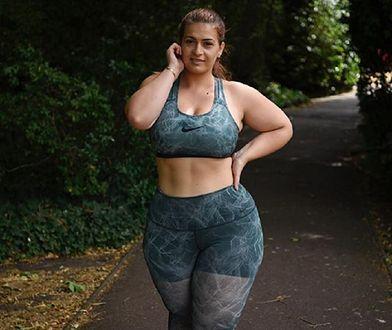 """Jej profil obserwuje ponad pół miliona osób. Dziewczyna może schudnąć tylko """"do połowy"""""""