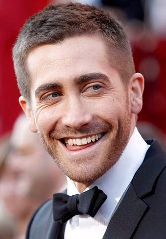 Gruby i szczęśliwy Jake Gyllenhaal