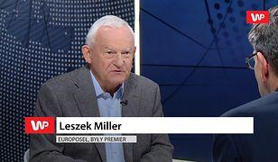 Afera wokół szefa NIK Mariana Banasia. Leszek Miller i Piotr Zgorzelski komentują