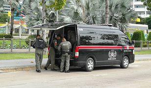Bomby wybuchły niedaleko siedzib rządowych