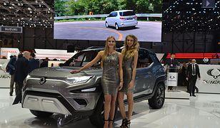 SUV-y i auta terenowe w Genewie