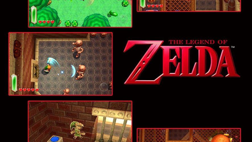 Nowa Zelda na 3DS. Link to the Past dostanie sequel