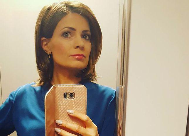 Widzowie dopingują dziennikarkę w walce z rakiem. Joanna Górska wraca do pracy