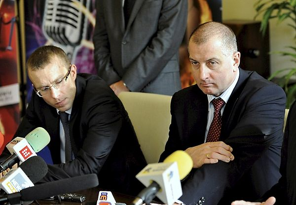 Michał Janicki i Rafał Dutkiewicz