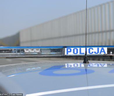 Policja szuka sprawcy