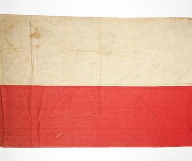 Ukrył polską flagę przed NKWD i przechowywał ją przez 76 lat. Teraz trafiła do gdańskiego muzeum