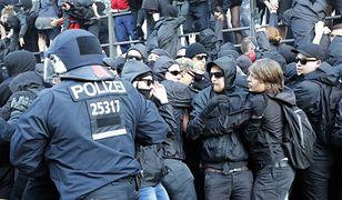 Hamburg: czterech Polaków zatrzymanych za udział w zamieszkach
