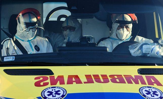 """Koronawirus w Polsce. """"Sytuacja jest cały czas daleka od stabilnej"""""""