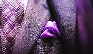 Kolor, wzór, materiał i sposób noszenia - poszetka może stać się efektownym dodatkiem
