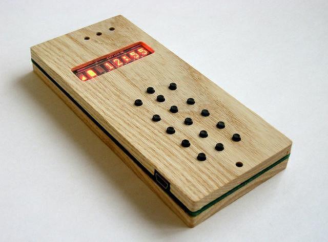 Telefon komórkowy do samodzielnego montażu